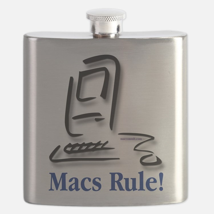 Macs Rule! Flask