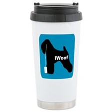 Cute Wheaten Travel Mug