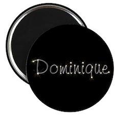 Dominique Spark Magnet