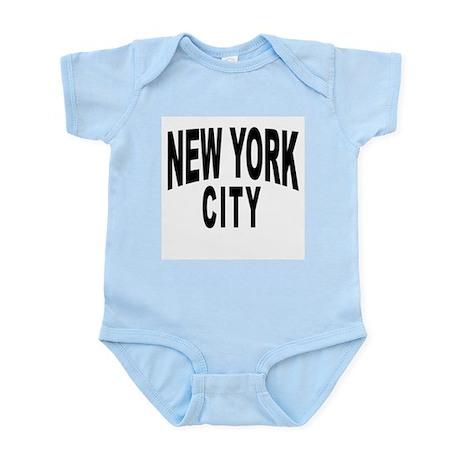 New York City Infant Creeper