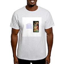 23rd Psalm Ash Grey T-Shirt