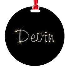Devin Spark Ornament