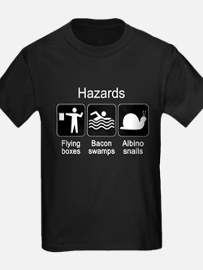Geocaching Hazards T