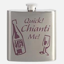 Chianti Me Flask