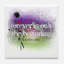 Breaking Dawn Forever Twilight Tile Coaster