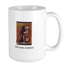 The Great Architect Mug