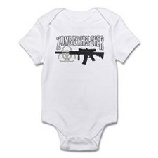 Zombie Whisperer 3c Infant Bodysuit