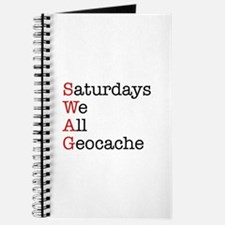 Saturdays we all geocache Journal