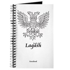Eagle of Lagash Notebook
