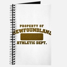 Property of Newfoundland Journal