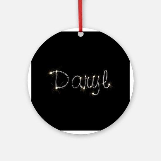 Daryl Spark Ornament (Round)