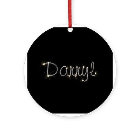 Darryl Spark Ornament (Round)
