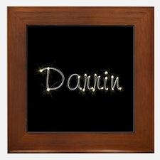 Darrin Spark Framed Tile