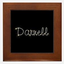 Darnell Spark Framed Tile