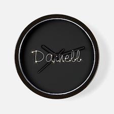 Darnell Spark Wall Clock
