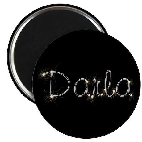 """Darla Spark 2.25"""" Magnet (10 pack)"""