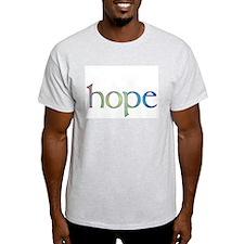 Hope Ash Grey T-Shirt