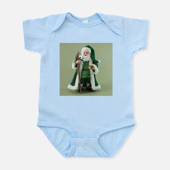 Daddy Nollaig Infant Bodysuit