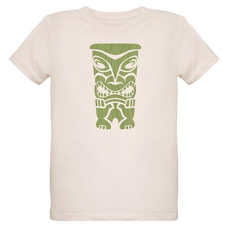 Angry Tiki! Organic Kids T-Shirt