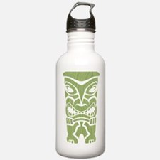 Angry Tiki! Water Bottle