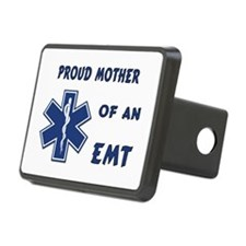 Proud EMT Mother Hitch Cover