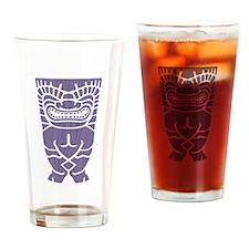 Happy Tiki! Drinking Glass