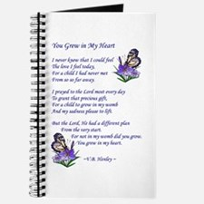 Adoption Poetry Journal