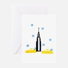 NYC Holiday Greeting Cards (Pk of 20)