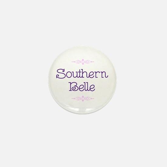 """""""Southern Belle"""" Mini Button"""
