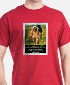 THE TRAIL OF LIFE T-Shirt