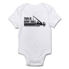 Crane Operator Infant Bodysuit
