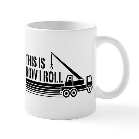 Crane Operator Mug