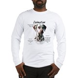 Dalmatian liver Long Sleeve T-shirts