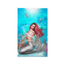 Magic Mermaid 3'x5' Area Rug