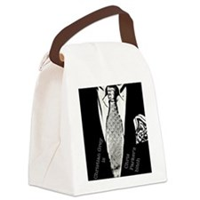 Christian Chris Canvas Lunch Bag