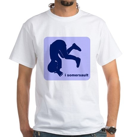 i somersault White T-Shirt