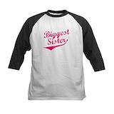 Biggest sister Baseball Jersey