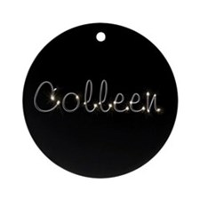 Colleen Spark Ornament (Round)