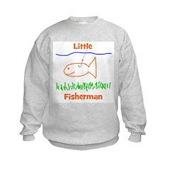 Little Fisherman Sweatshirt