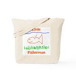 Little Fisherman Tote Bag