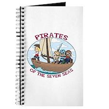Pirates of the 7 Seas Journal