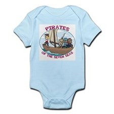 Pirates of the 7 Seas Infant Creeper