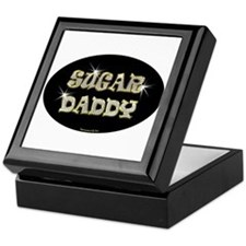 Sugar Daddy Keepsake Box
