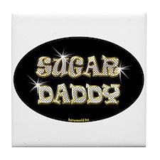 Sugar Daddy Tile Coaster