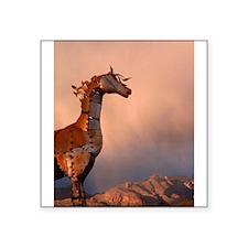 """Iron Horse A Square Sticker 3"""" x 3"""""""