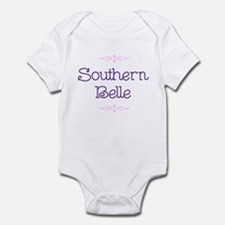 """Southern Belle"" Infant Creeper"