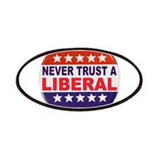LIBERAL POLITICAL BUTTON Patches