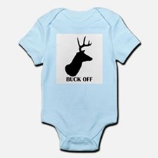 Buck Off! Infant Bodysuit