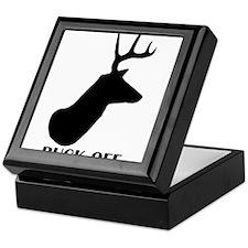 Buck Off! Keepsake Box