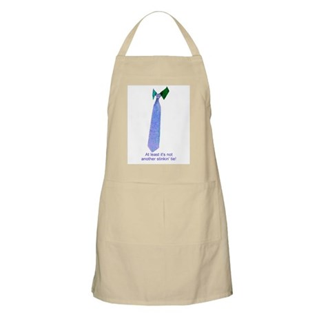 NOT ANOTHER TIE! BBQ Apron